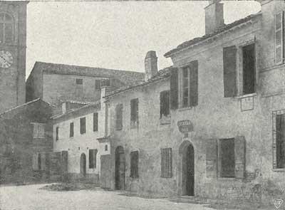 Casa Matteucci di Sant'Alberto